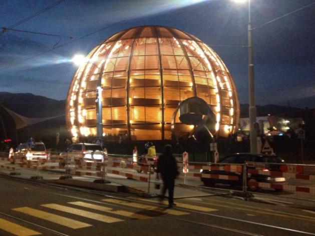 La Nuit des chercheurs au CERN : une nuit dans les étoiles