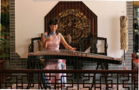 """""""Le Guzheng, un instrument bien accueilli à Genève"""""""