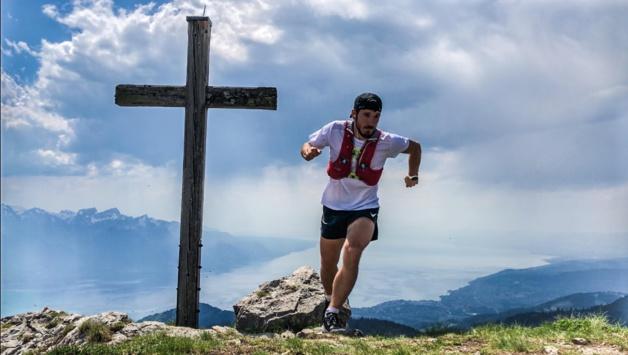 Loïc Gerber, la passion de l'ultra-trail