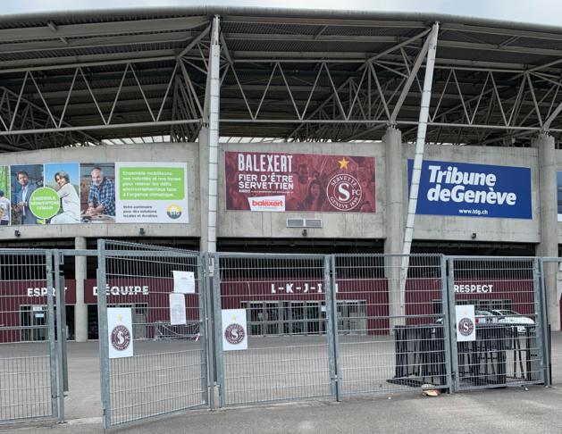Servette bat les arbitres et le FC Lucerne