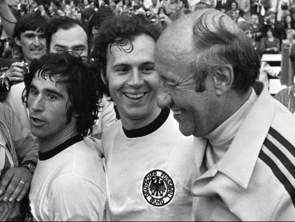 Gerd Müller, le meilleur joueur allemand de l'histoire nous a quittés