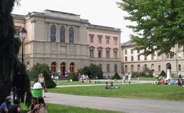 A Genève, les campus de l'université reprennent vie