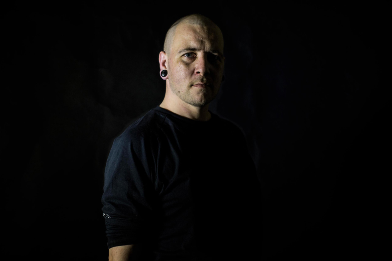 Ghislain Gilberti, la noirceur de l'encre