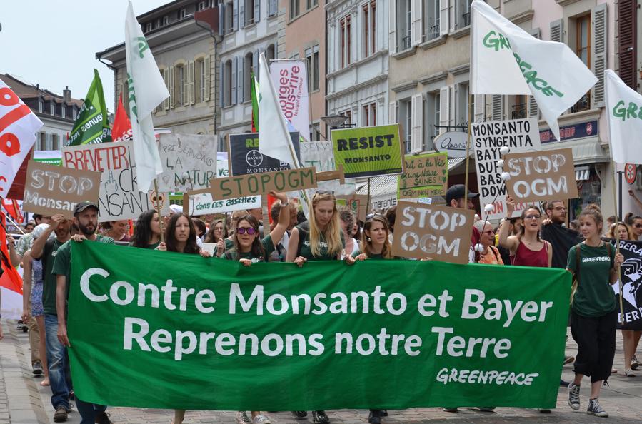 «  Monsanto est tout ce que je déteste dans le monde »