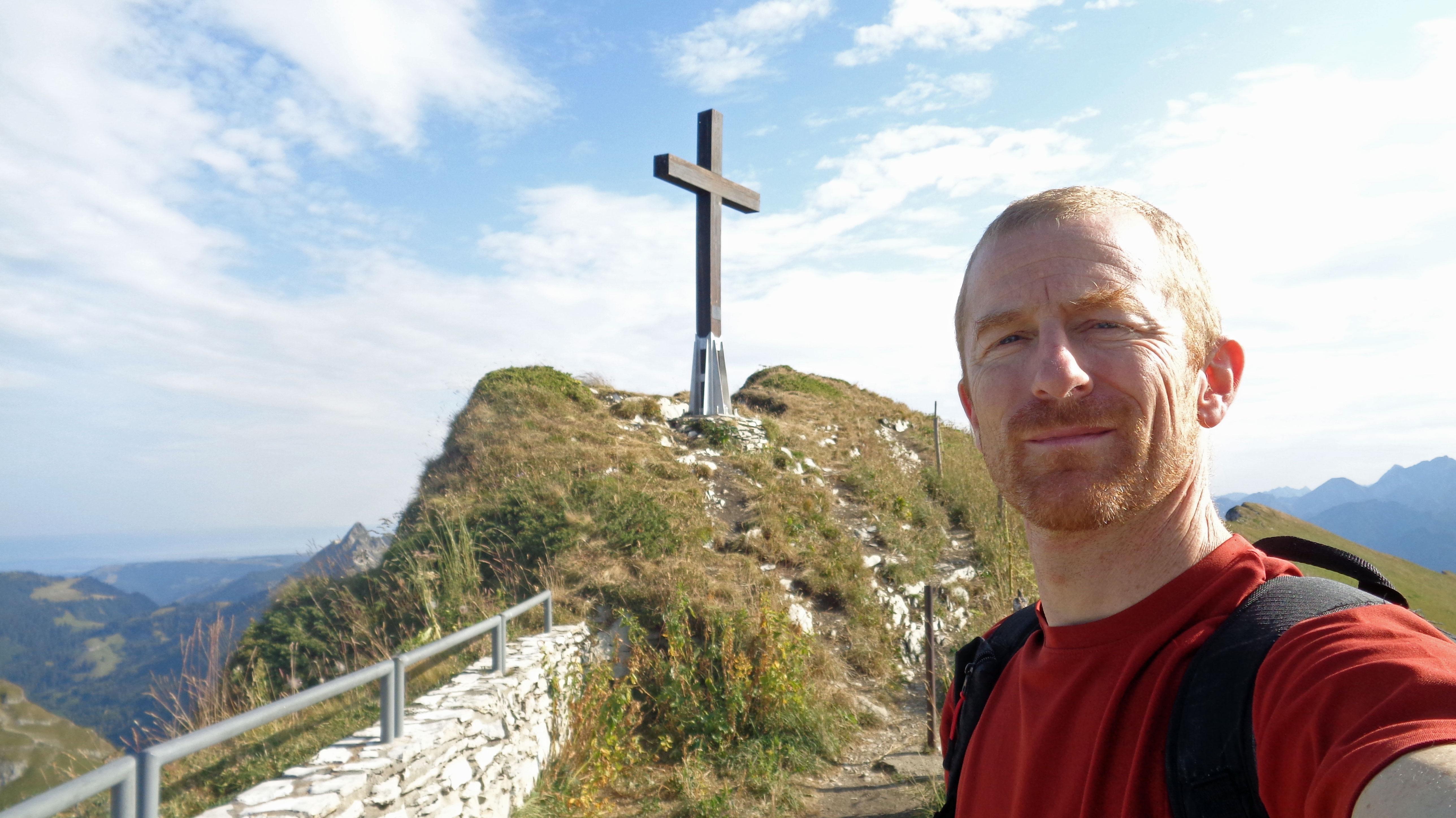 Etienne Jeanneret, un pasteur genevois à la conquête des sommets