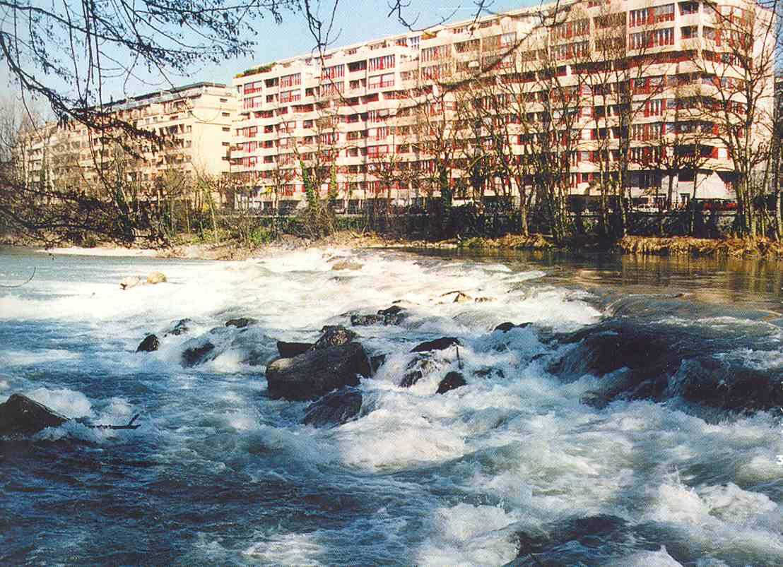 Lausanne canalise bien ses fuites