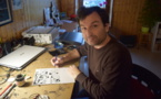 Christophe Girard, né « le poing levé »