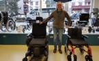« Dans le domaine du handicap, si tu ne crois pas au possible, il ne faut pas faire ce métier ».