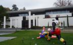 Le CIO fête ses noces d'eau à Lausanne