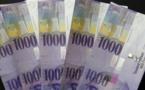 Suppression du billet de 500 euros: au tour du billet de 1000 francs ?